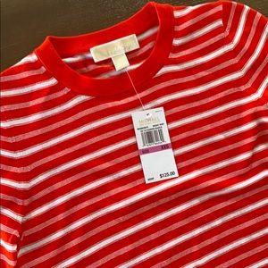 Michael Kors Bright Ruby Sweater